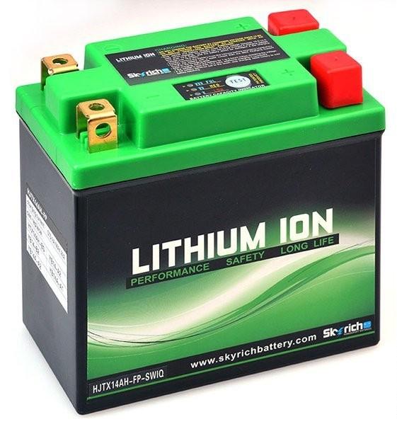 Batterie moto Lithium...