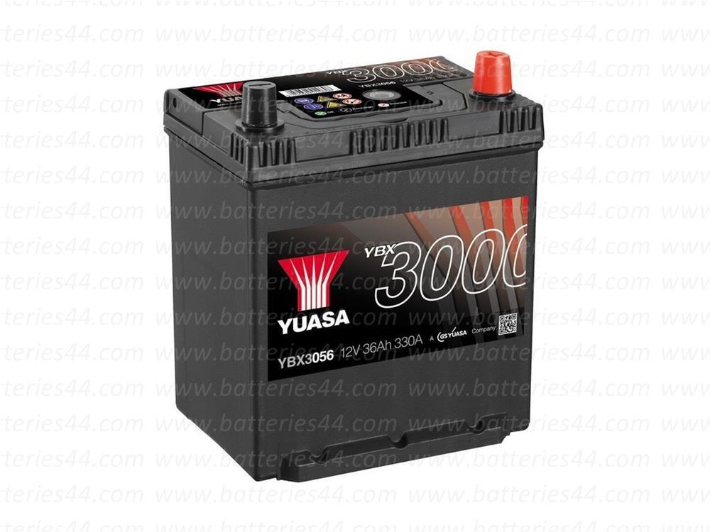 Batterie démarrage Yuasa...