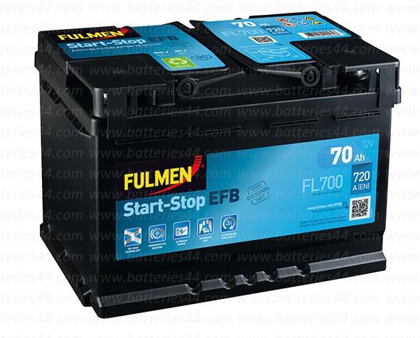 Batterie Fulmen EFB FL700...