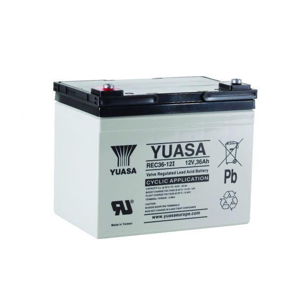 Batterie Yuasa REC36-12 12V...