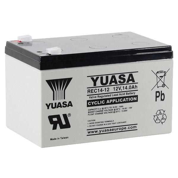 Batterie Yuasa REC14-12 12V...