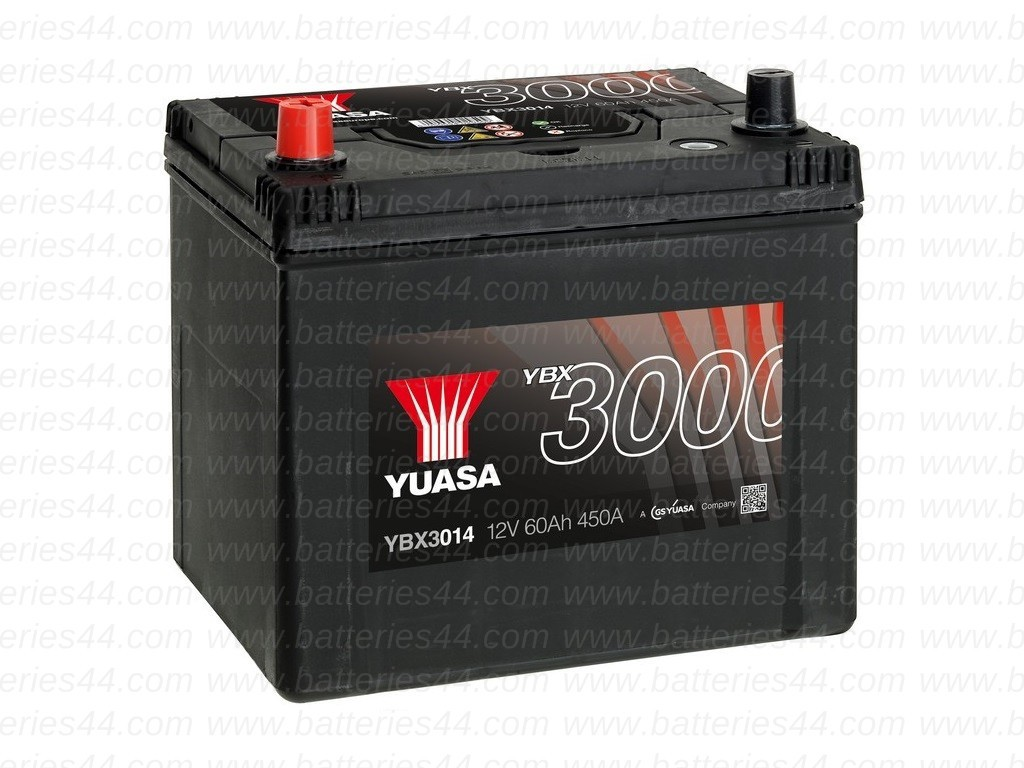 Batterie Yuasa YBX3014 12V...