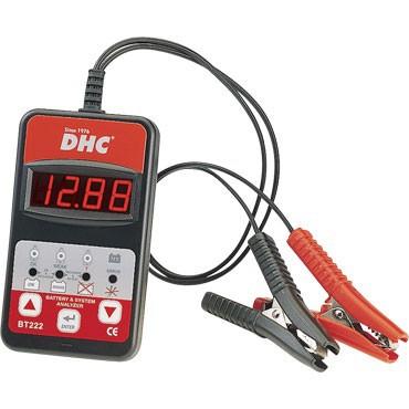Testeur batterie 12V BT 222...