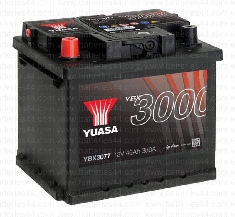 Batterie Yuasa YBX3077 12V...