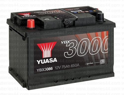 Batterie Yuasa YBX3086 12V...