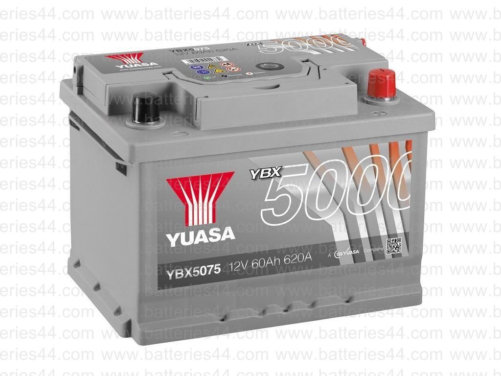 Batterie Yuasa YBX5075 12V...