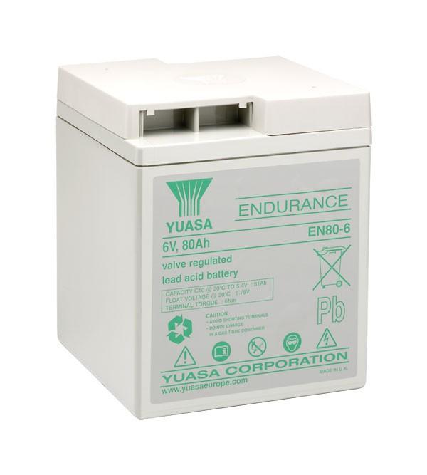 Batterie Yuasa EN80-6 6V 85AH