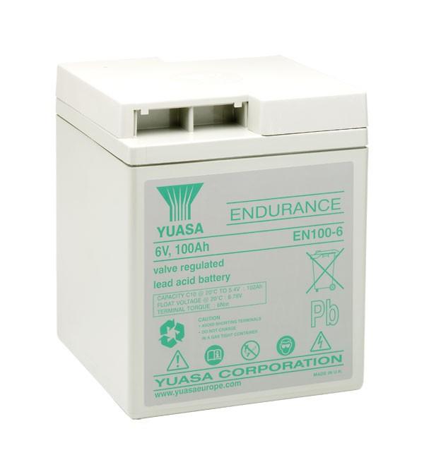 Batterie Yuasa EN100-6 6V...
