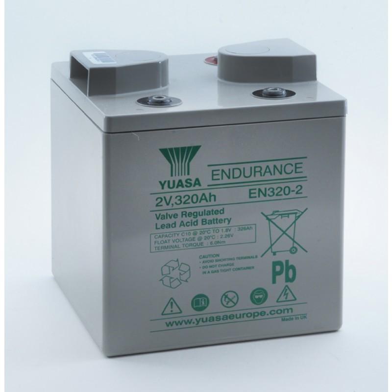 Batterie Yuasa EN320-2 2V...