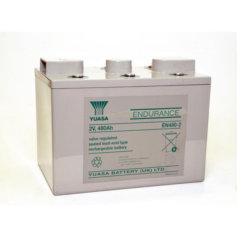 Batterie Yuasa EN480-2 2V...