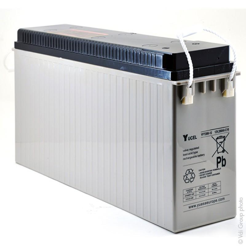 Batterie Yuasa YFT200-12...