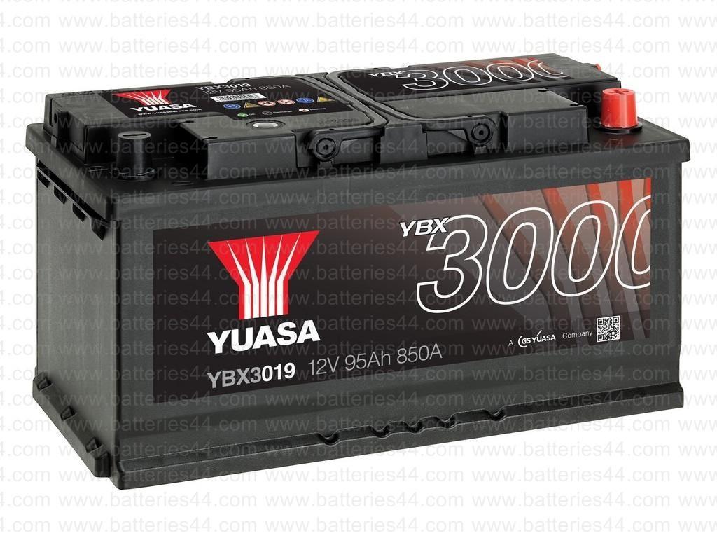 Batterie Yuasa YBX3019 12V...