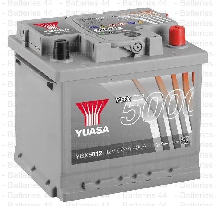 Batterie Yuasa YBX5012 12V...