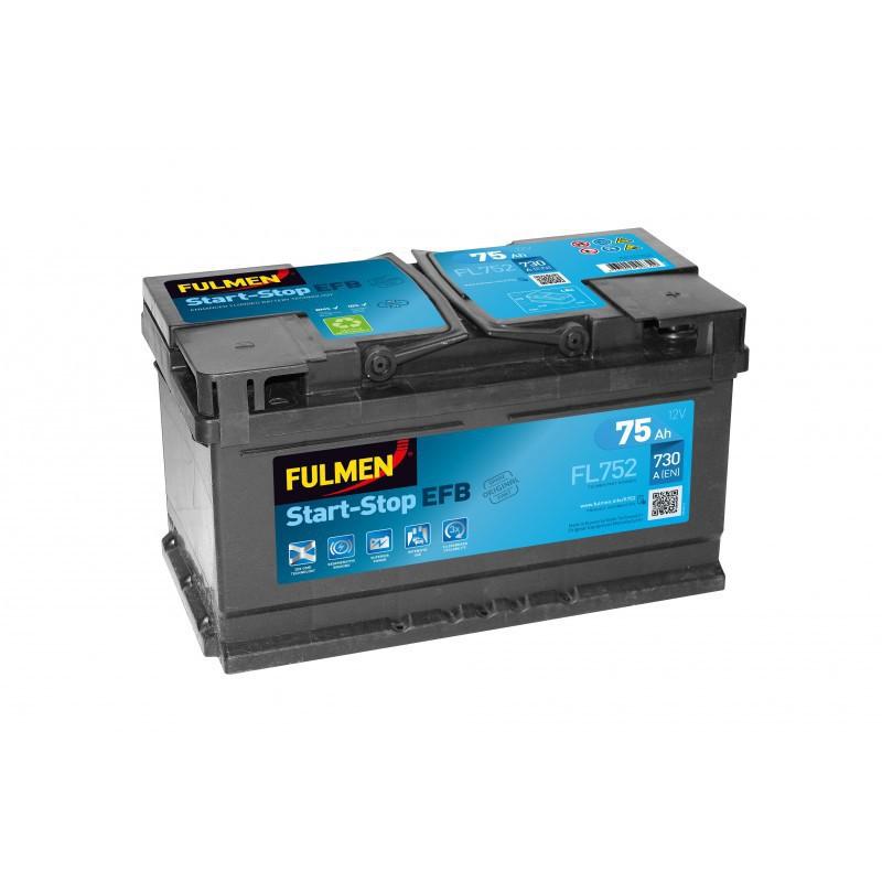 Batterie Fulmen EFB FL752...