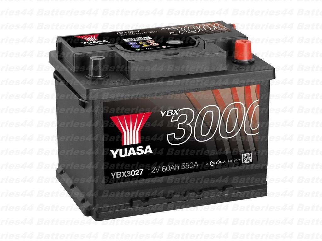 Batterie Yuasa YBX3027 12V...