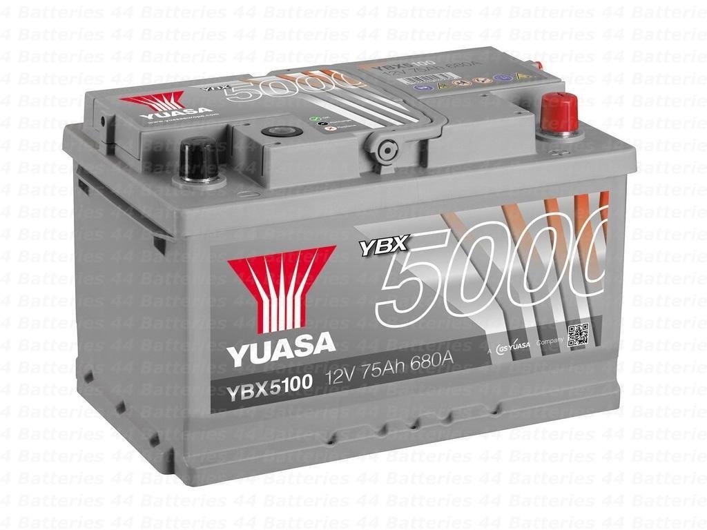 Batterie Yuasa YBX5100 12V...