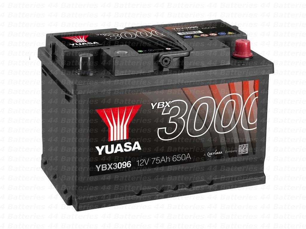 Batterie Yuasa YBX3096 12V...