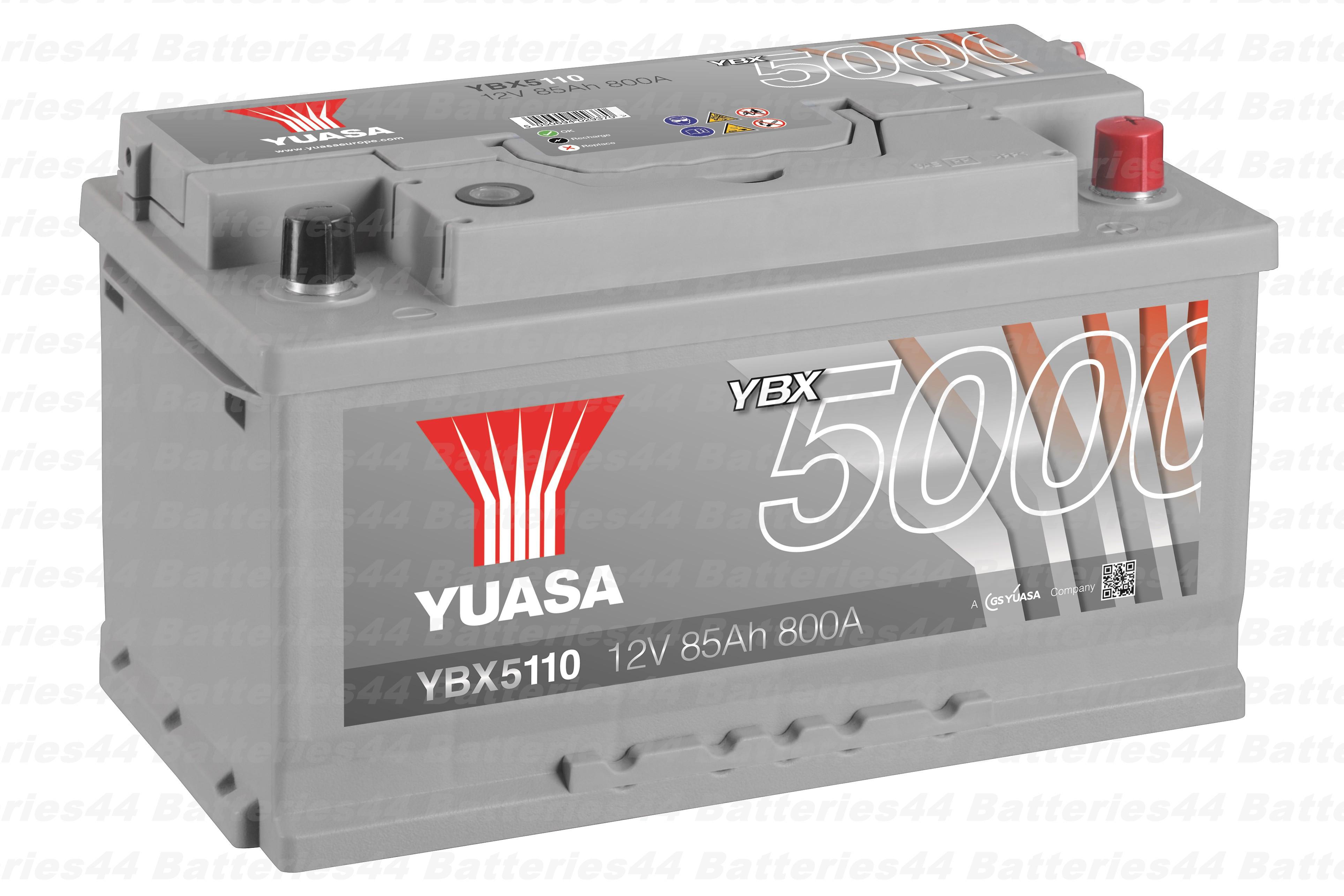 Batterie Yuasa YBX5110 12V...