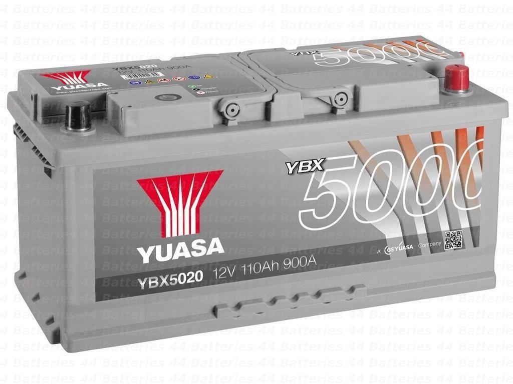 Batterie Yuasa SMF YBX5020...