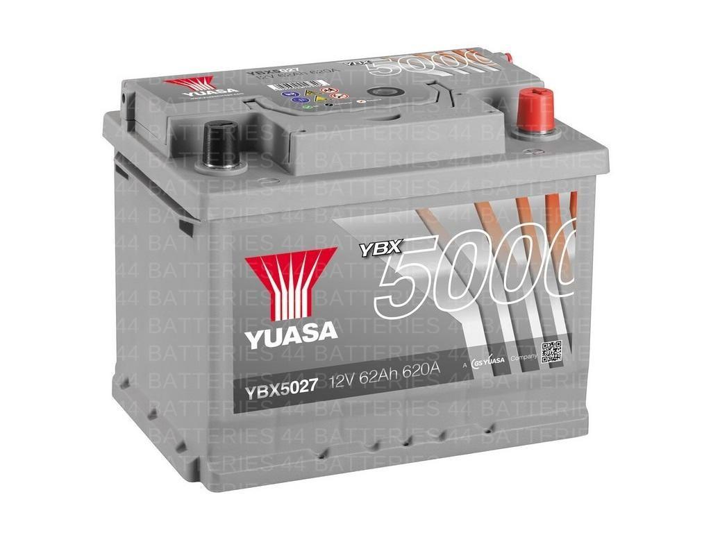 Batterie Yuasa YBX5027 12V...