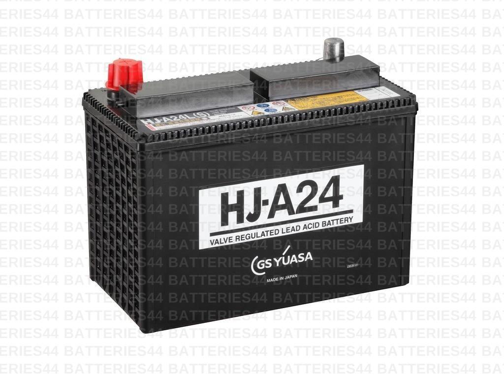 Batterie Yuasa AGM A24L 12V...