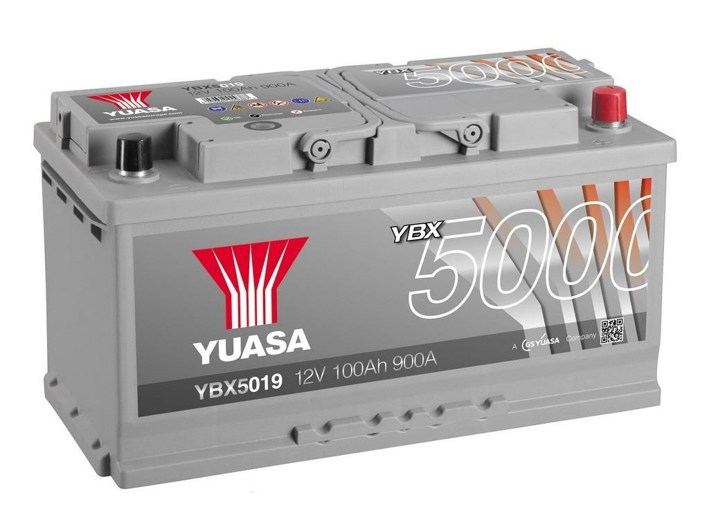 Batterie Yuasa YBX5019 12V...