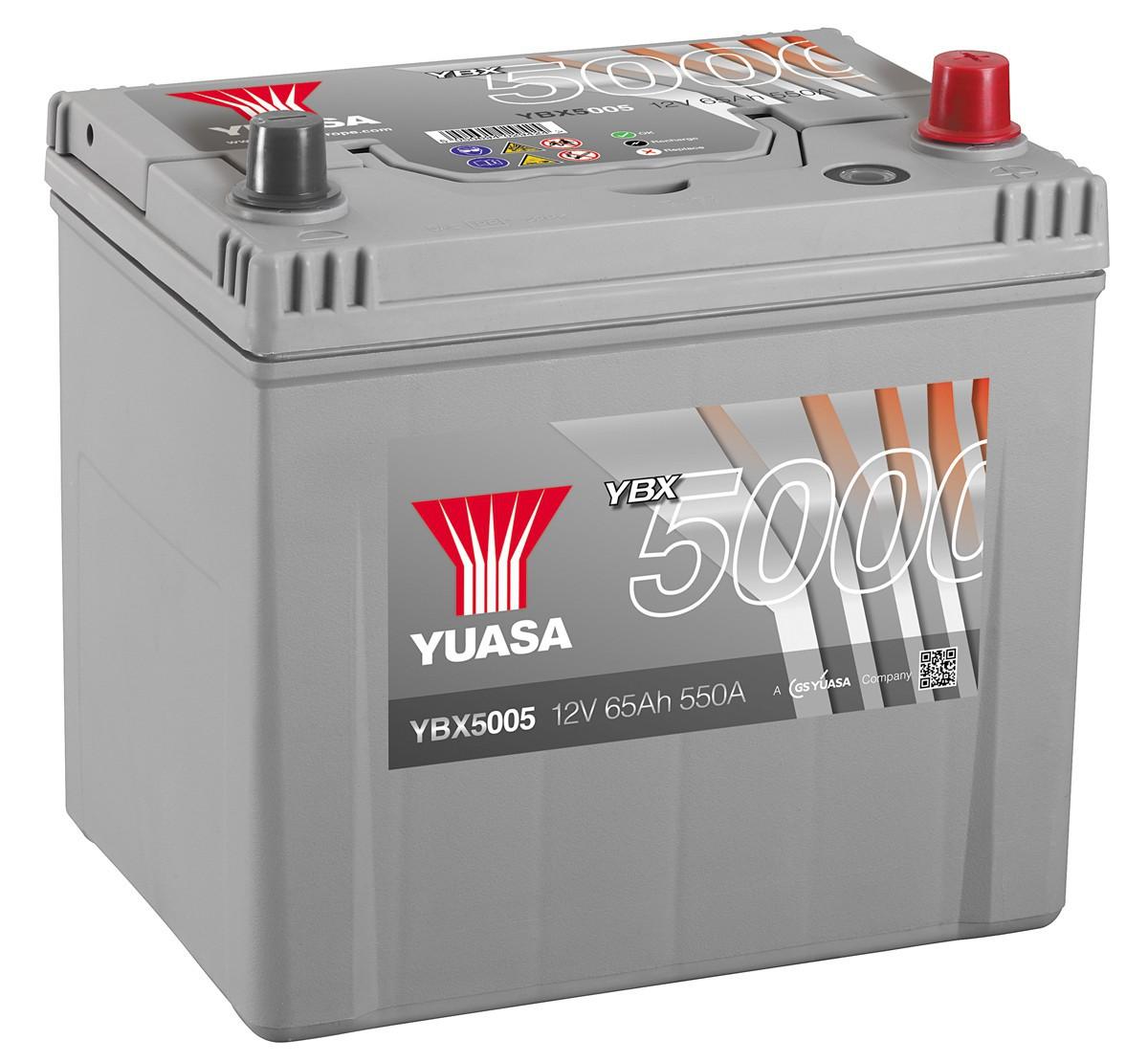 Batterie Yuasa YBX5005 12V...