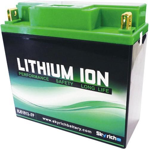 Batterie moto Lithium 51913...