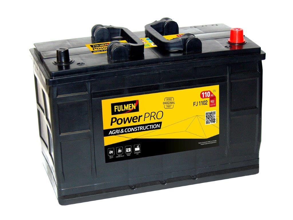 Batterie Fulmen FJ1102 12V...
