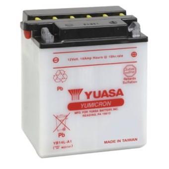 Batterie moto Yuasa YB14L-A...