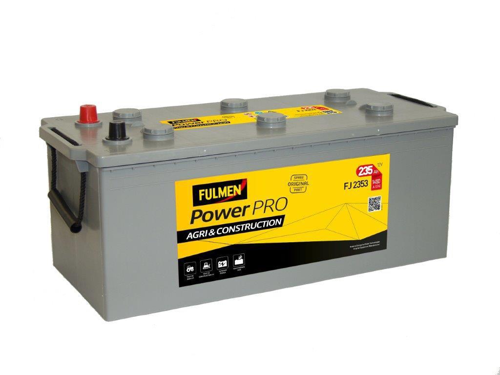Batterie Fulmen PowerPro...