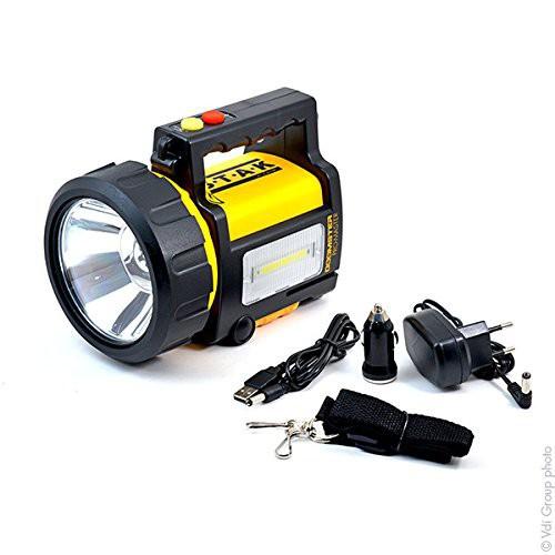 Projecteur rechargeable Pro...