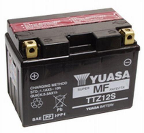 Batterie moto Yuasa TTZ12S...