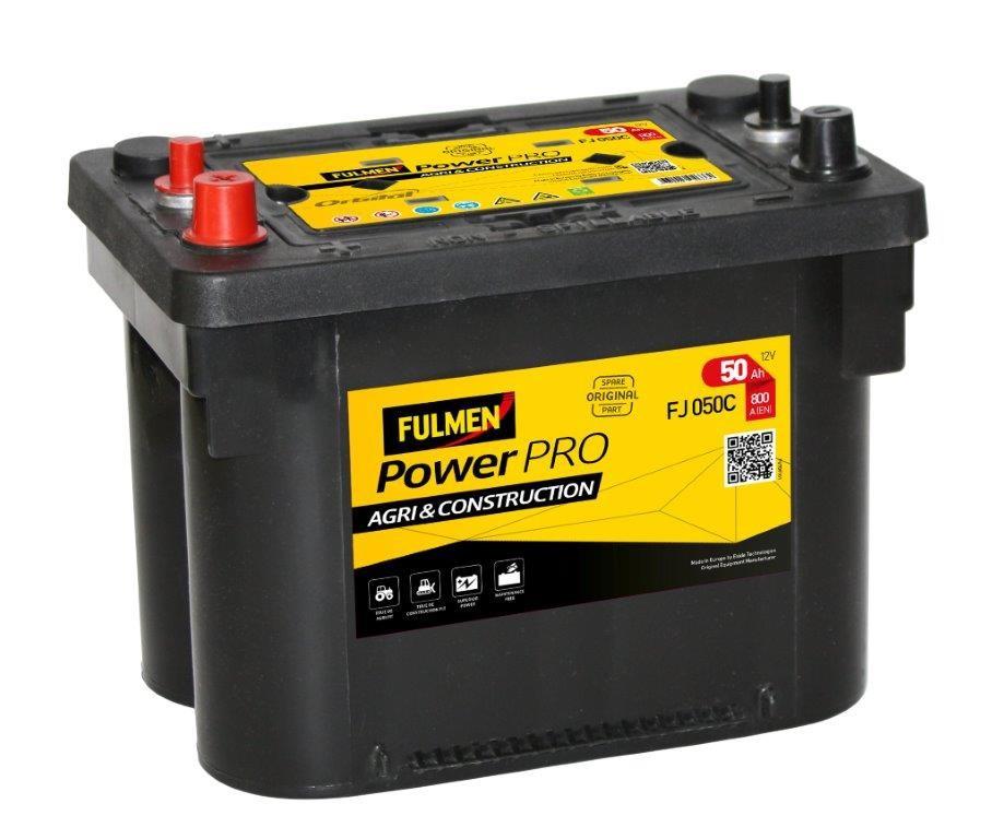 Batterie Exide FJ050C 12V...
