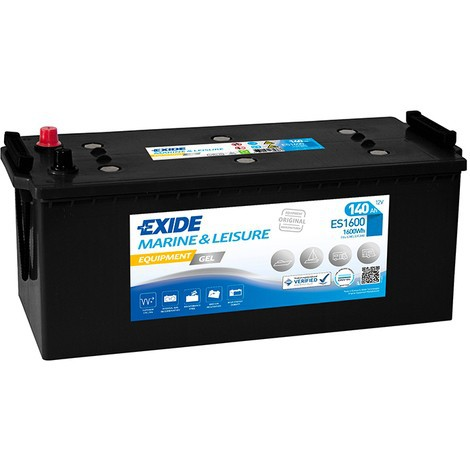 Batterie Exide Gel ES1600...