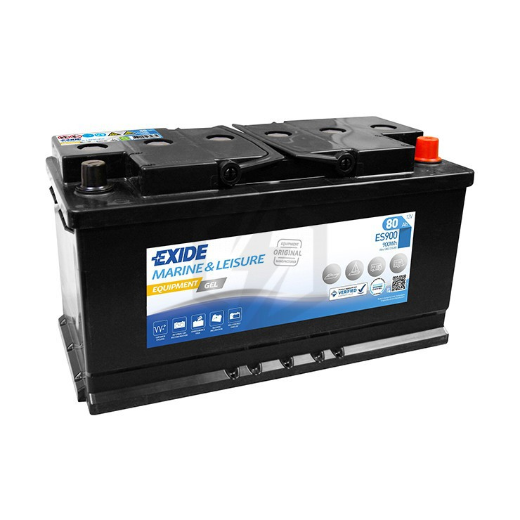 Batterie Exide Gel ES900...