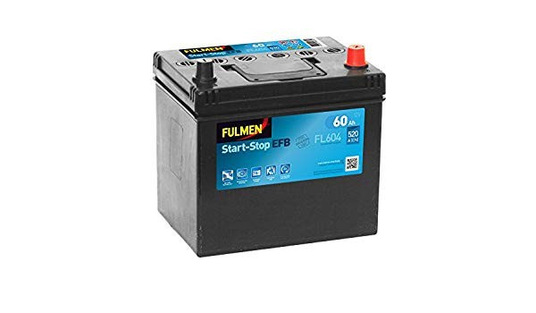 Batterie Fulmen EFB FL604...