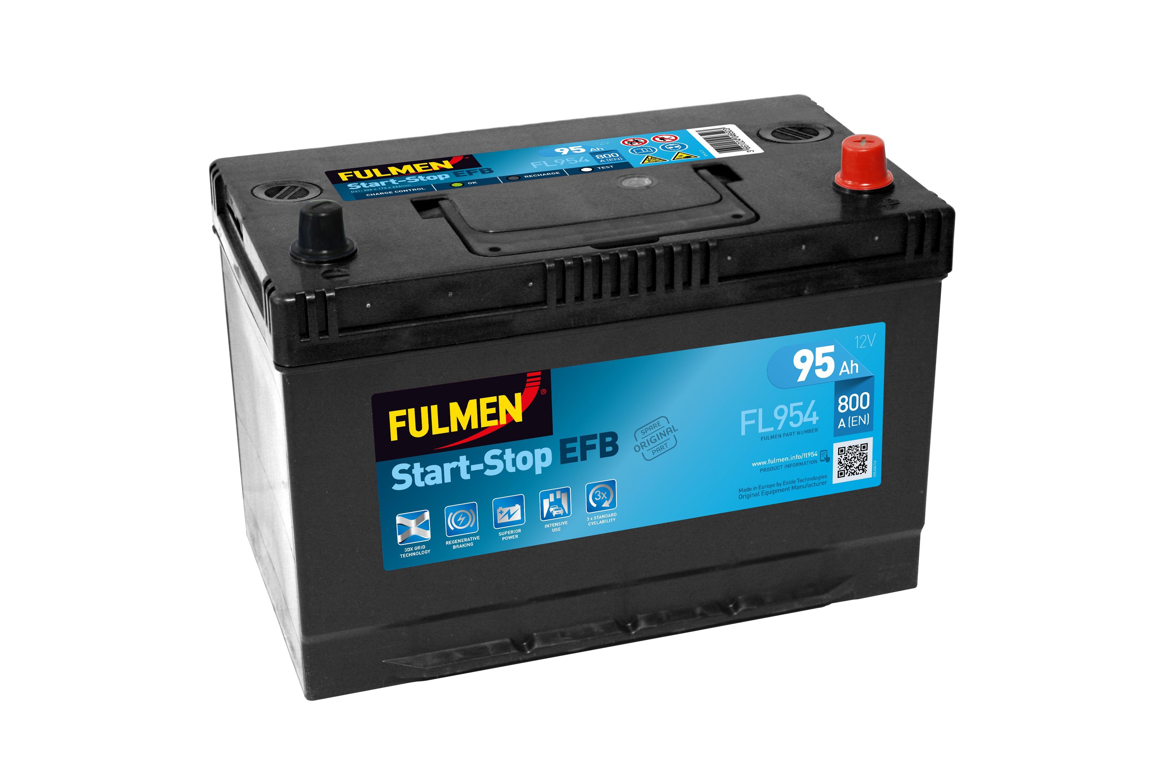 Batterie Fulmen EFB FL954...