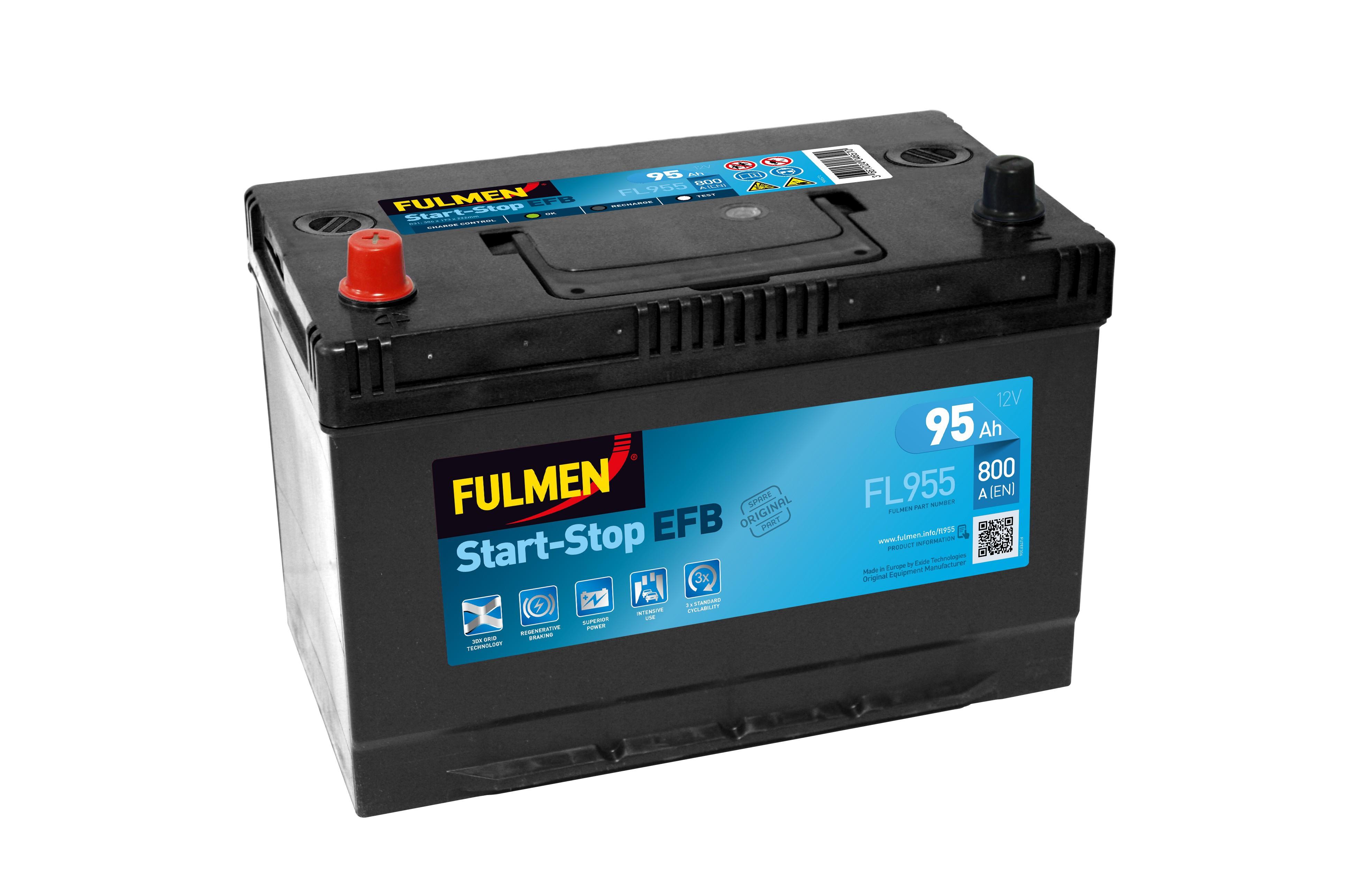 Batterie Fulmen EFB FL955...