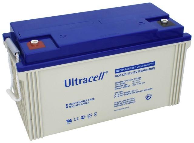 Batterie stationnaire GEL...