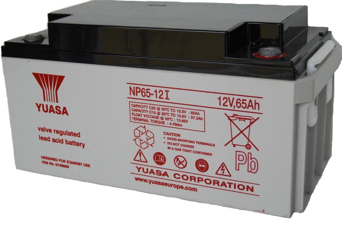 Batterie Yuasa NP65-12FR...