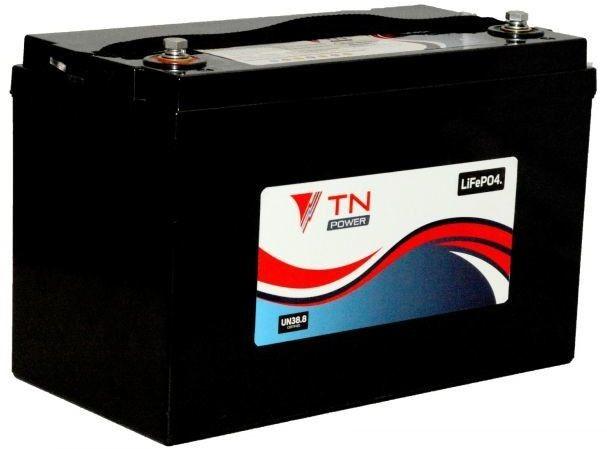 Batterie lithium 12v 84AH