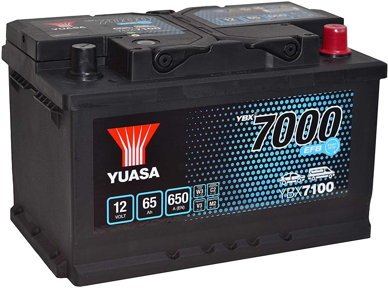 Batterie Yuasa EFB Start &...
