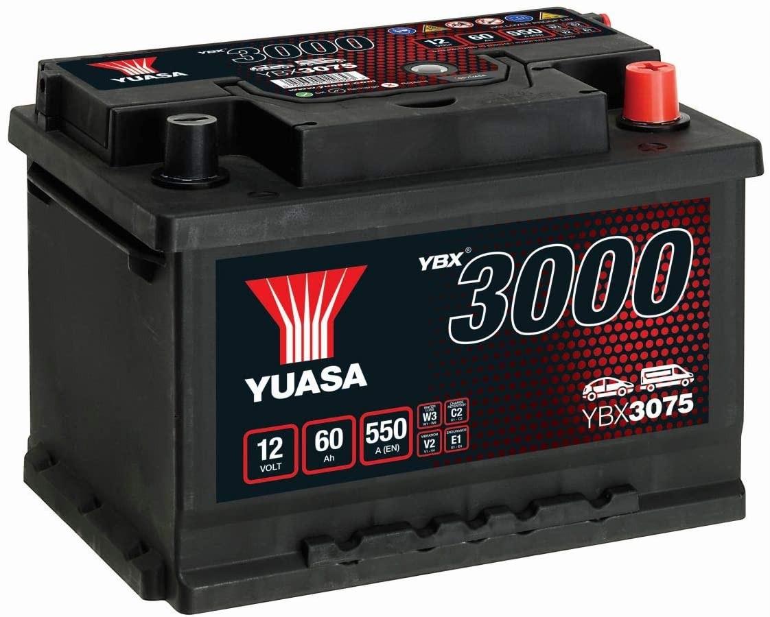 Batterie Yuasa YBX3075 12V...