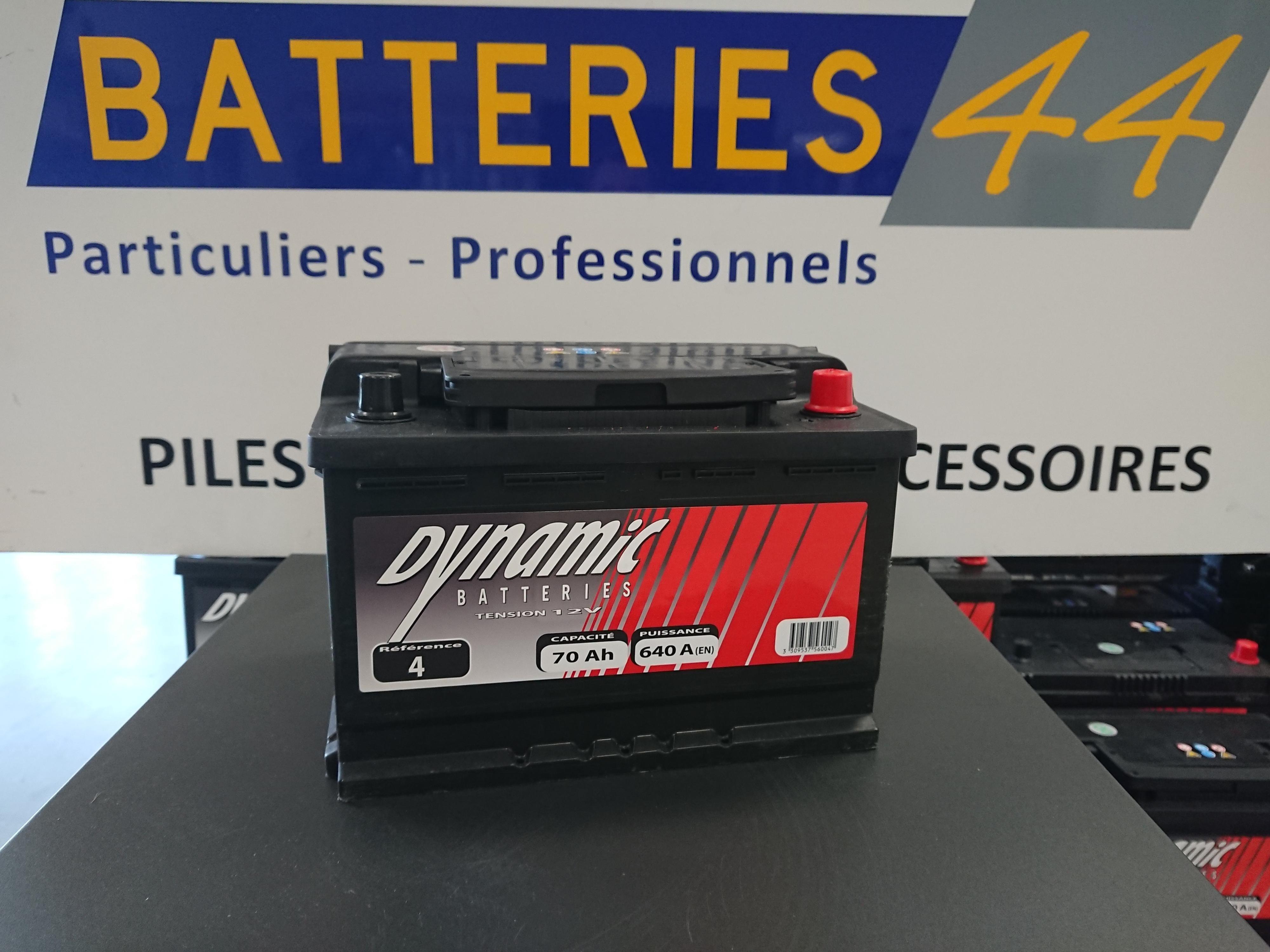 Batterie démarrage Dynamic...