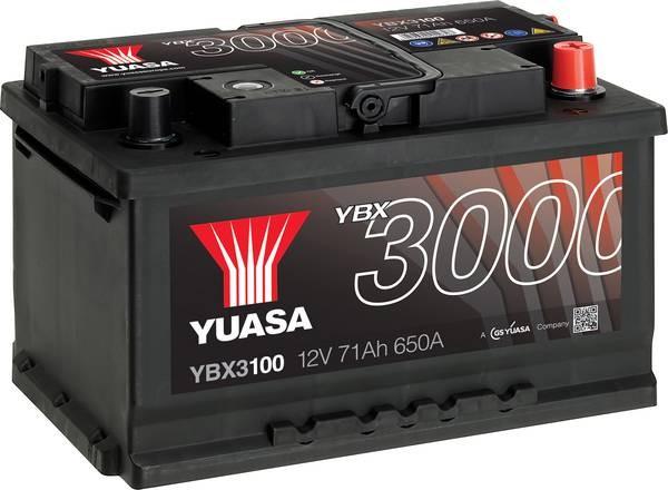 Batterie Yuasa YBX3100 12V...