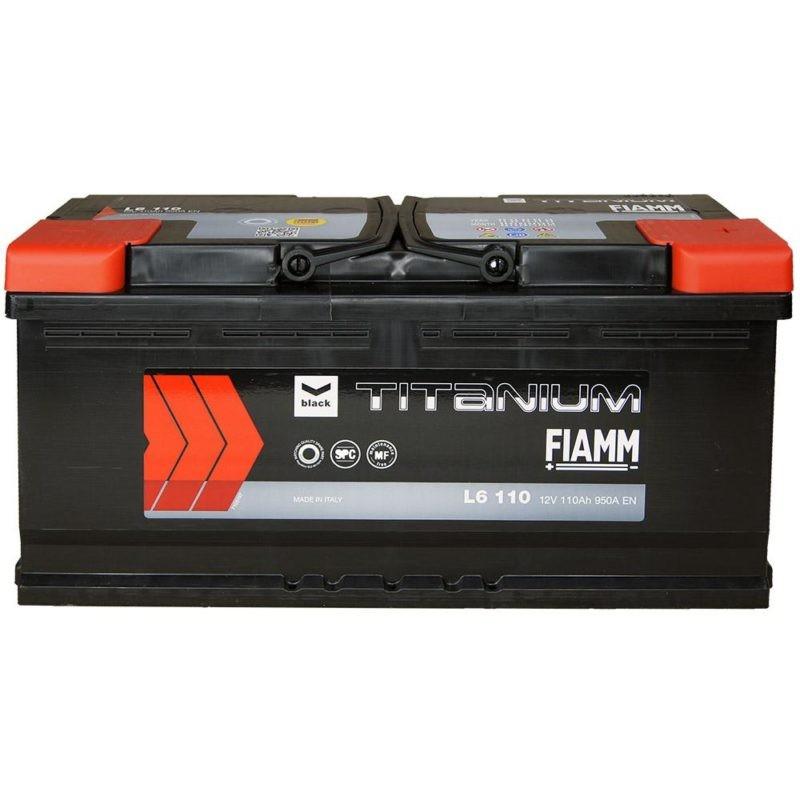 Batterie Fiamm Black...