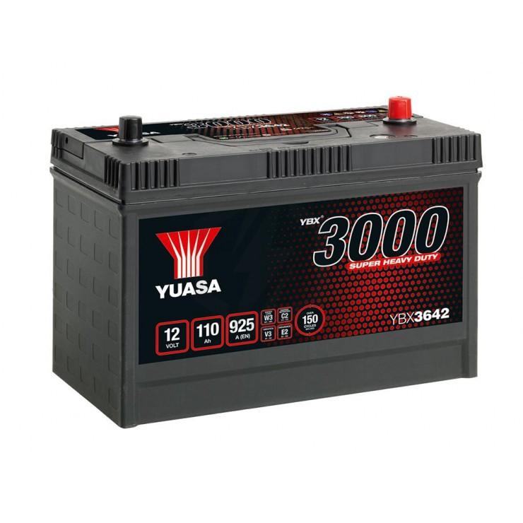 Batterie Yuasa Cargo SHD...