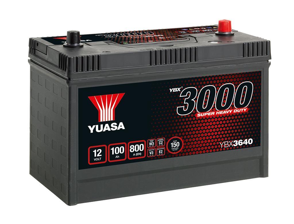 Batterie Yuasa Cargo HD...