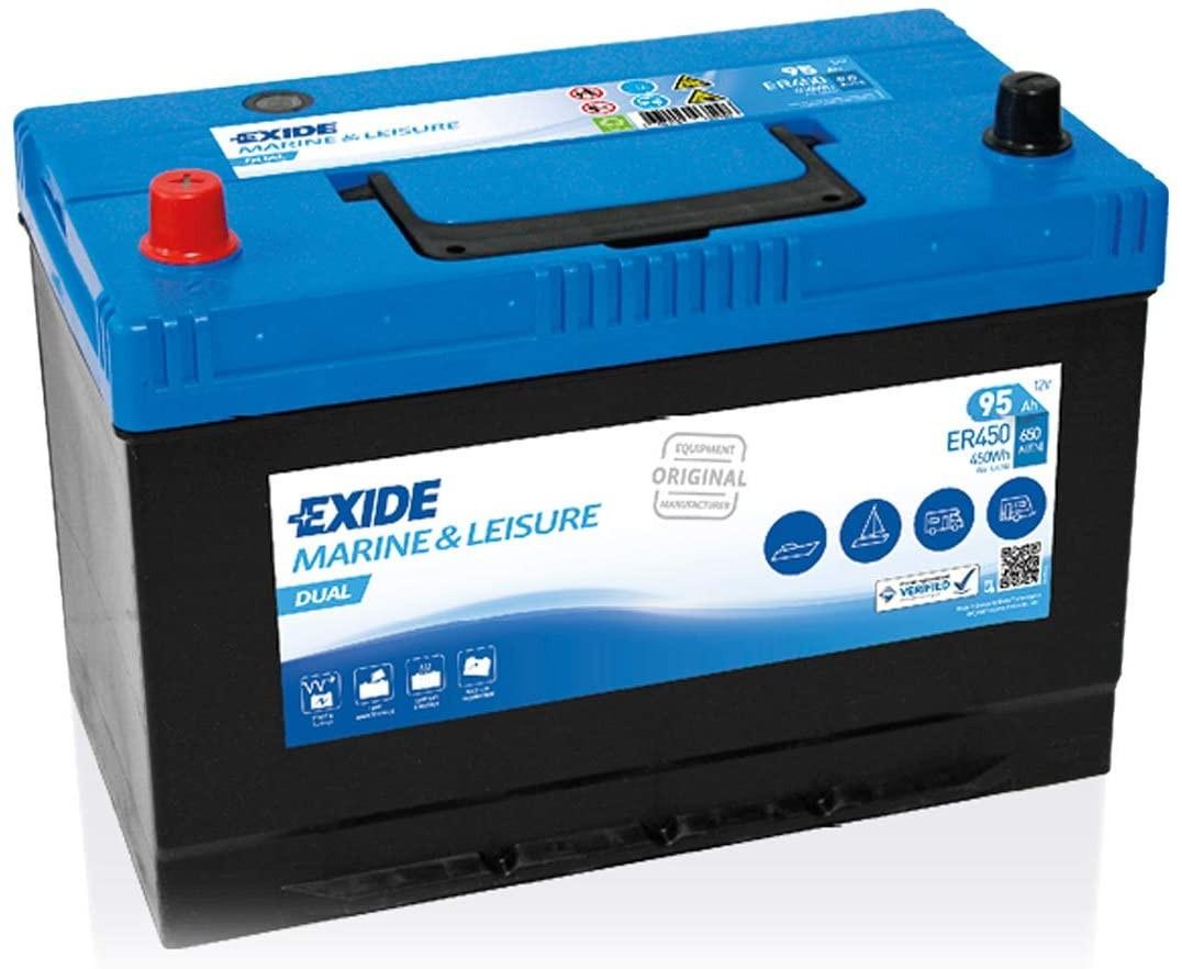 Batterie Exide Marine &...